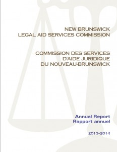 NBLASC annual report cover