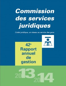 NSLA rapport annuel cover