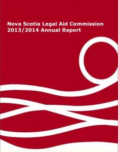 NSLC annual report cover